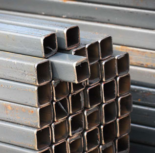 Alloy Steel P5 Square hollow section