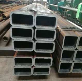 P5 Alloy Steel Rectangular Tube