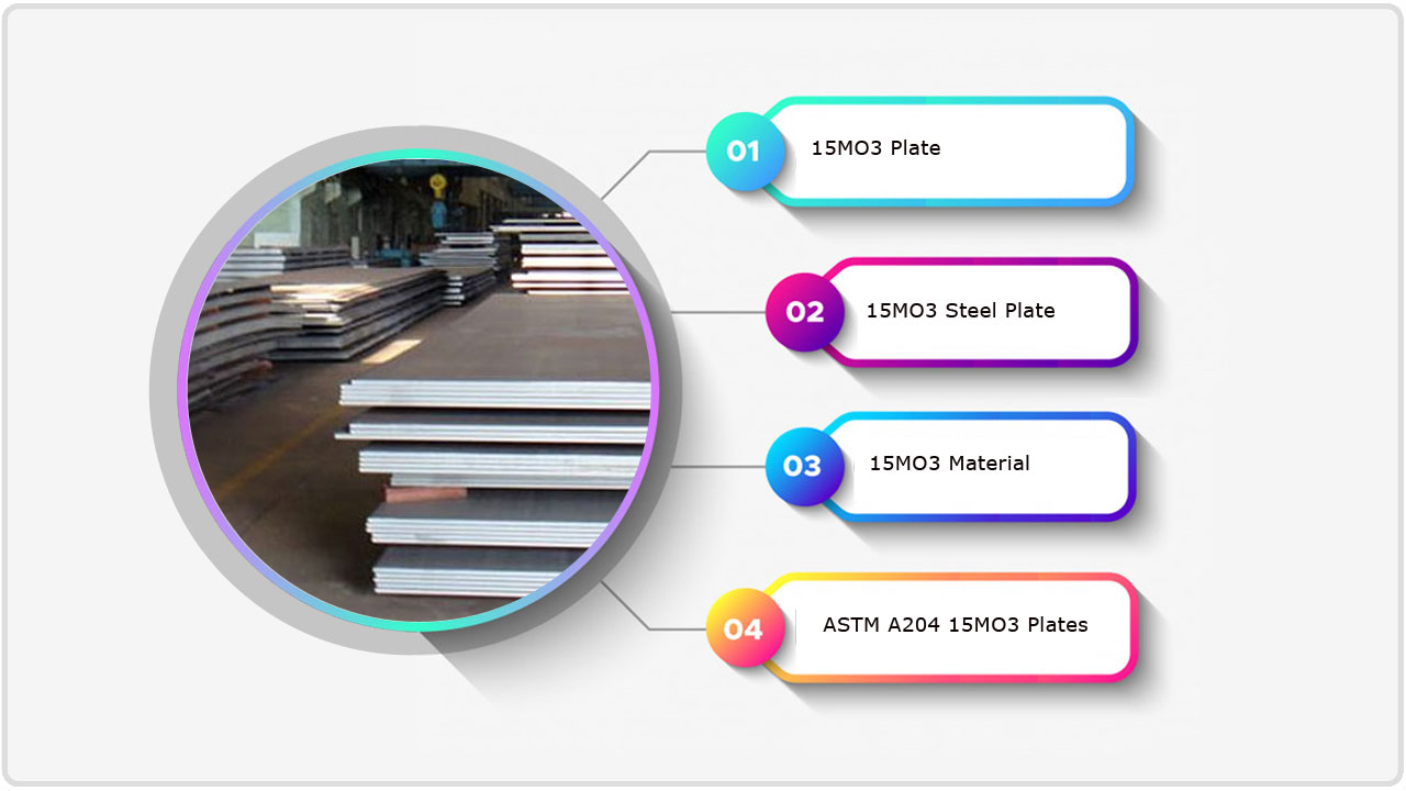 15mo3 plate supplier