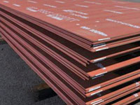 400 BHN Steel Plates