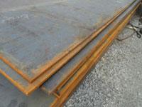 Corten GR.A Steel Plates