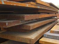 GR.A Corten ASTM A588 Structural Steel Plate