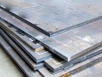 ASTM A588 Corten Steel GR.A Cold Rolled Plate
