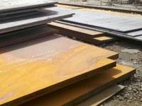 Corten GR.A Pressure Vessel Steel Plates