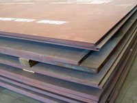 Corten A ASTM A588 Hot Rolled Steel Plates