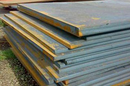 EN 10025 S355J2+N Steel Plate Supplier
