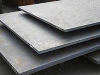 Hot Rolled S355JR Steel Plates