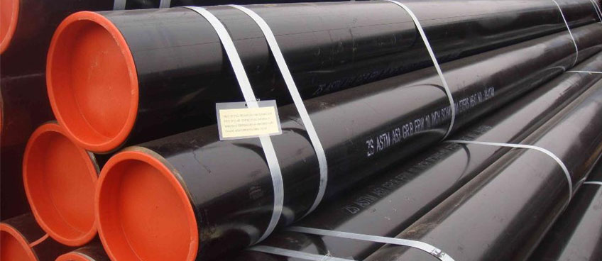 Carbon Steel Seamless Pipe Manufacturer in India