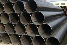 EN 10297-1 Grade E275 Carbon Steel Pipe Tube Manufacturer