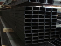 Carbon Steel Rectangular Pipe Supplier