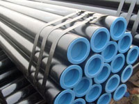 Carbon Steel ASTM A214 Seamless Tubes Supplier