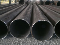 EN 10219 S355JOH Hot Finished Seamless Tubes Supplier
