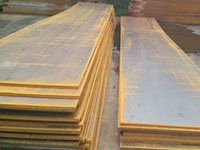 Corten Steel S355J2WP Abrasion Resistant Steel Plates Supplier