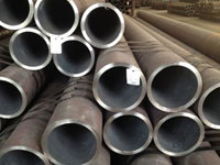 EN 10216-2 boiler steel Pipe 17Mn4  Supplier