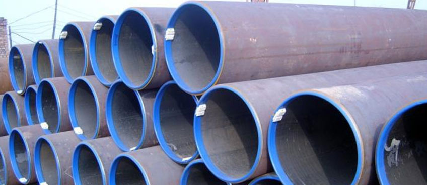 ASME SA / ASTM A106 GR.A Carbon Steel Pipes Manufacturer in India