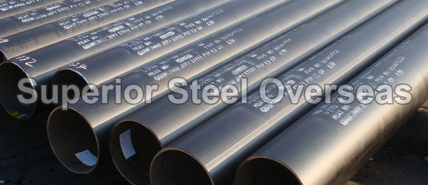 ASME SA / ASTM A106 GR.C Carbon Steel Pipes Supplier