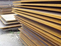 Corten EN 10025 S355J2WP+AR Steel Plates Manufacturer