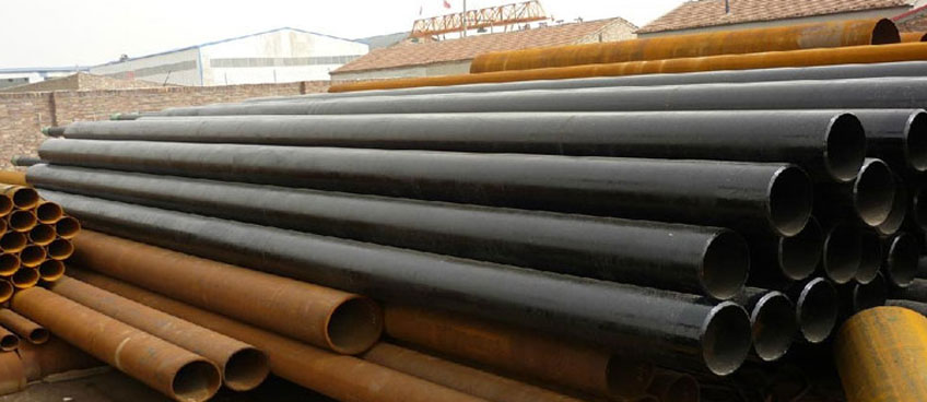 ASME SA / ASTM A333 GR.1 Carbon Steel Pipes Exporter in India