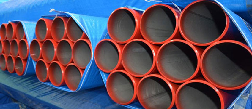 ASME SA / ASTM A333 GR.3 Carbon Steel Pipes Exporter in India