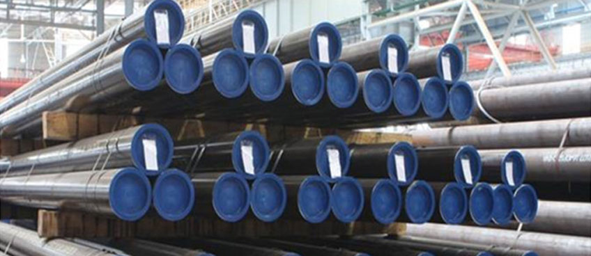 ASME SA / ASTM A334 GR.1 Carbon Steel Pipes Exporter in India