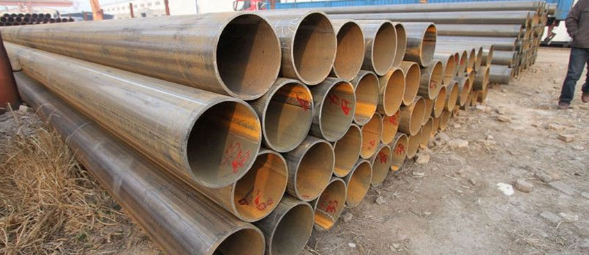 ASME SA / ASTM A334 GR.6 Carbon Steel Pipes Exporter in India
