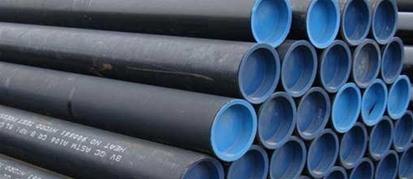 ASME SA / ASTM A53 GR.B Carbon Steel Pipes Supplier