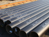Carbon Steel ASTM A214 Structural Steel Tubes Manufacturer