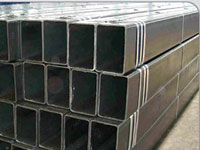 ASTM A672 EFW Carbon Steel Rectangular Pipes Manufacturer