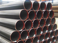 ERW Carbon Welded Pipes and Tubes ASTM A192 Supplier