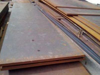 Corten 50 ASTM A709 Steel Sheets  Supplier