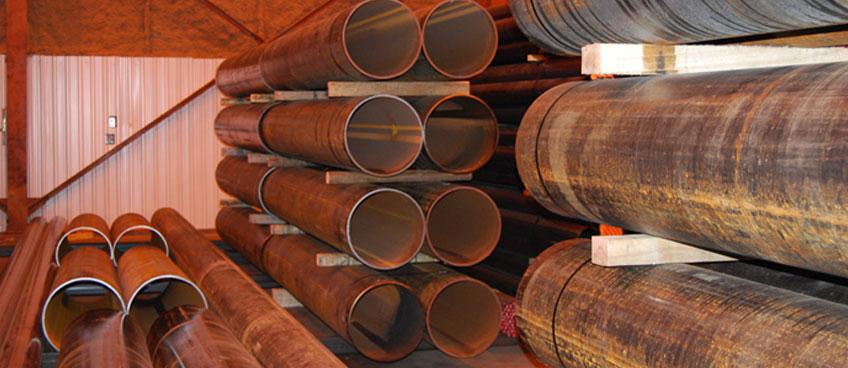 Corten A Steel Pipe Manufacturer in India