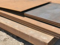 ASTM A242 Corten Steel TYPE 2 Abrasion Resistant Steel Plates Manufacturer