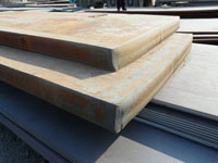 Corten EN 10025 S355J2WP ASTM A588 Steel Sheets  Supplier