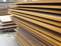 Corten Steel DIN 1.8946 ASTM A588 Strip-Mill Sheets  Supplier