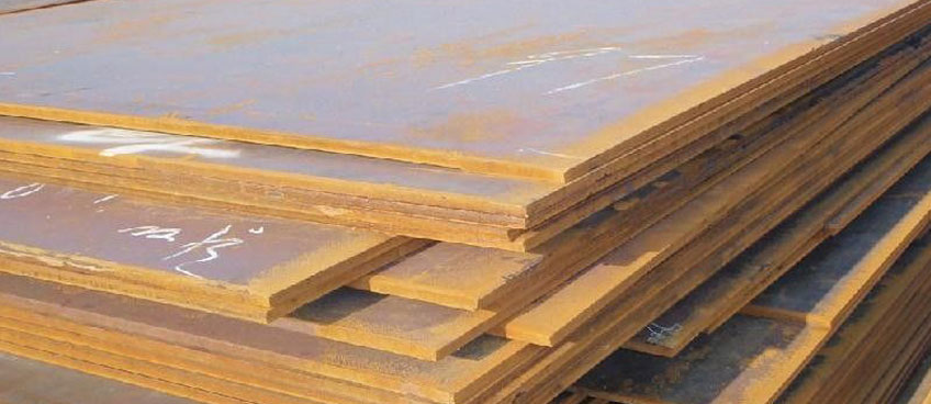 Corten Steel Plate Manufacturer in India