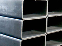 Corten Steel Rectangular Pipe Supplier