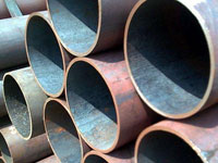 Corten Steel Seamless Pipe Supplier