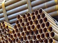 JIS G3125 SPA-H Corten Steel  Seamless Tubes Supplier
