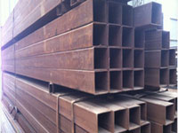 Corten Steel ASTM A709-50W Square TubingManufacturer
