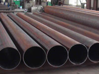 Corten Steel Weathering Pipe Manufacturer