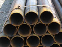 Corten Steel Welded Pipe Manufacturer