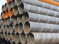 ASTM A606  Corten Steel Welded Tubes Supplier
