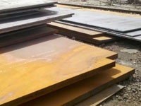 Corten Steel ASTM A588 Hot Rolled Plates Manufacturer