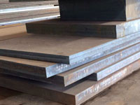 Corten Steel 50 Boiler Quality Plates Supplier
