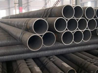 ASME SA / ASTM A334 Gr. 6 Pipes Manufacturer